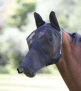 Flughuva Shire med skydd för öron & mule
