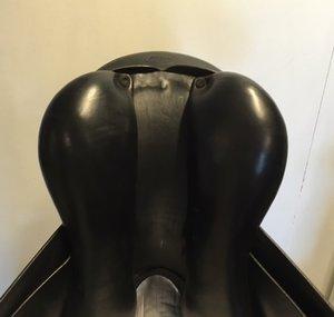 "Dressyrsadel Prestige Hippo Dressage 17"""